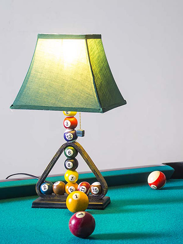 Pooling In Lamp