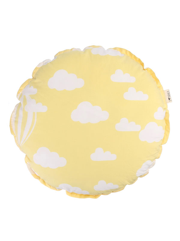 Round Cushion + Cloud