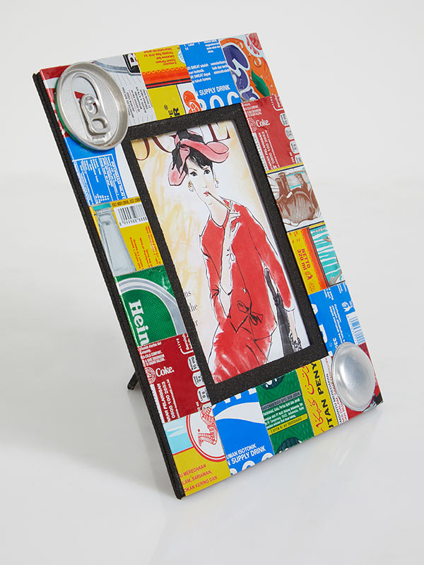 Recycled Photo Frame