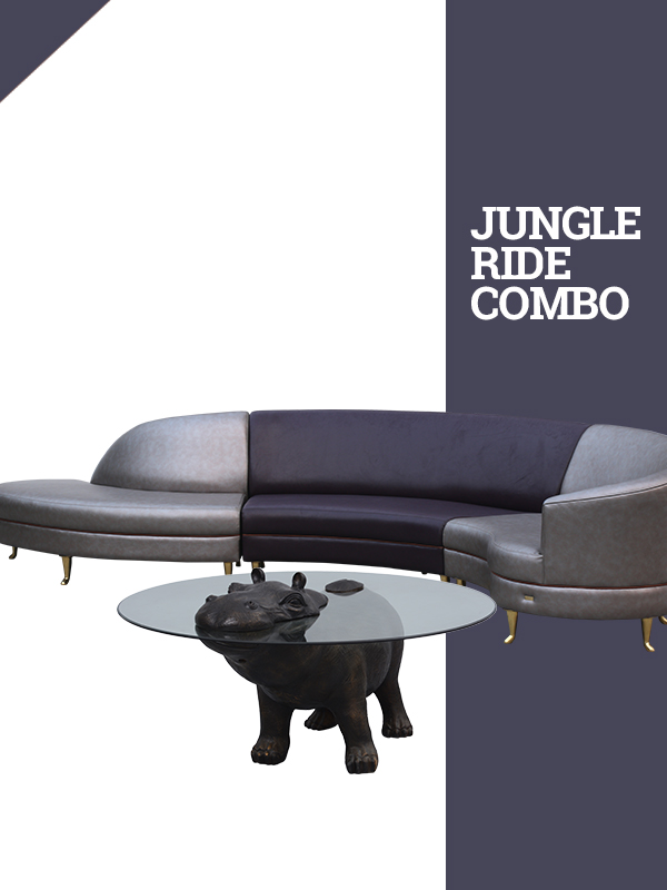 Jungle Ride Combo