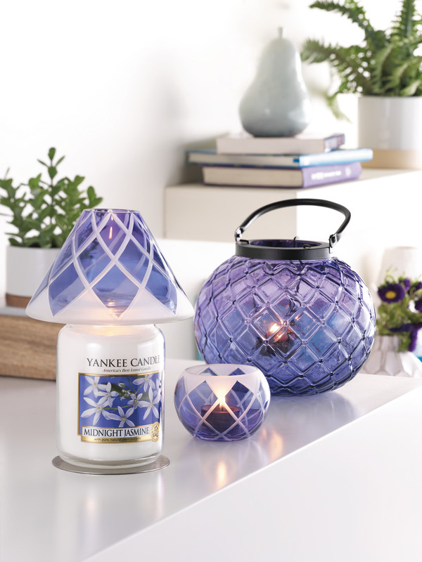 Midnight Jasmine Candle Jar