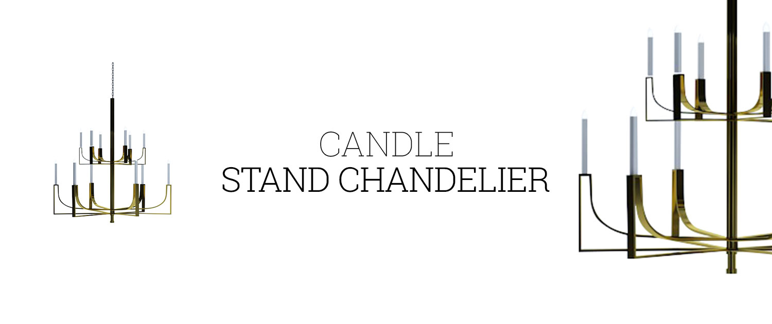 Candle Stand Chandelier