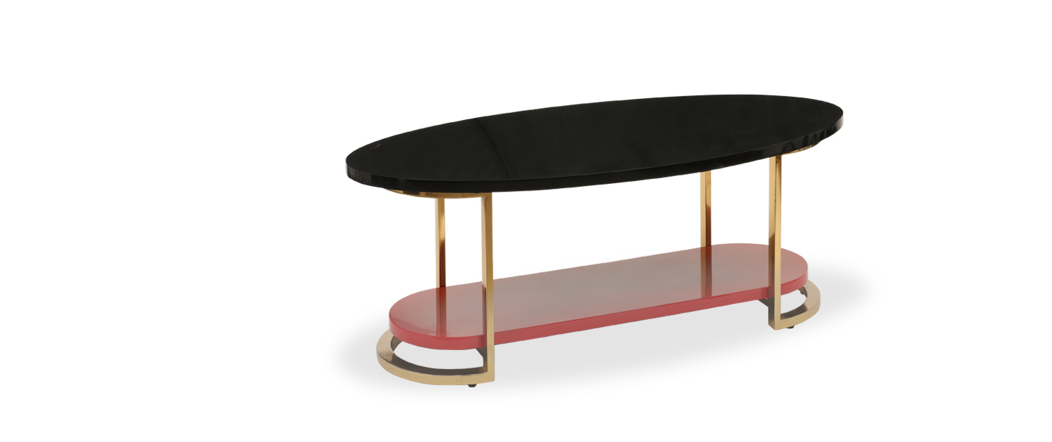 Tunnel Coffee Table