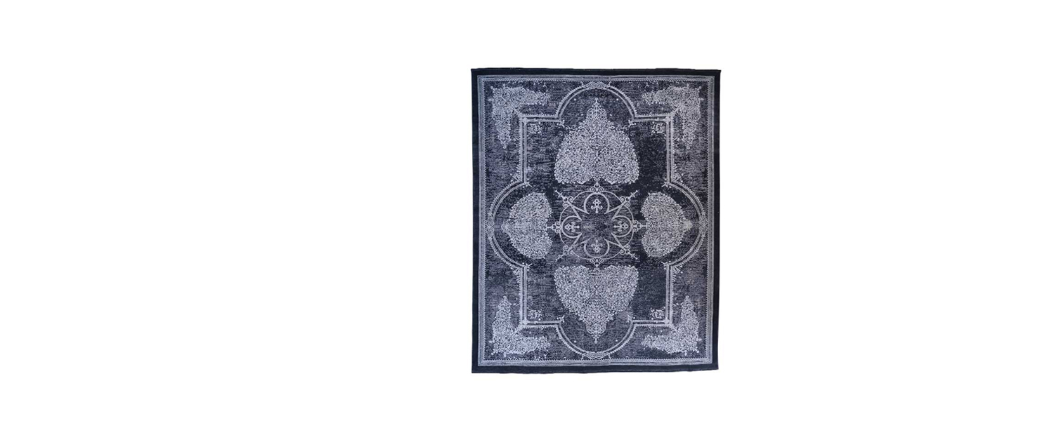 Petal Persian Knotted Rug