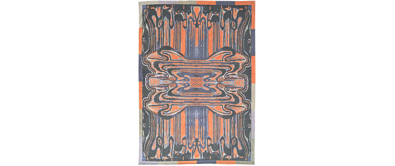 Jafar Persian Knotted Rug