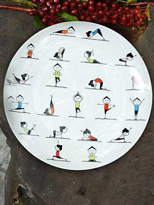 Quirky Plates