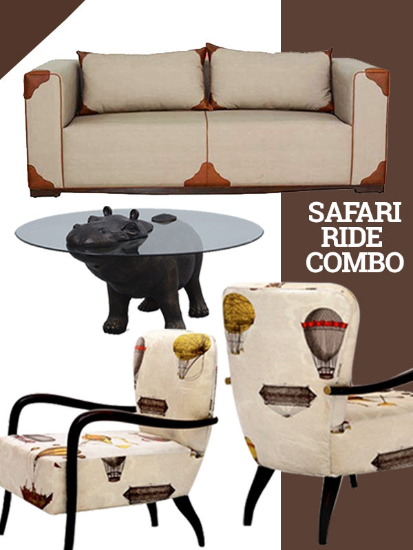 Safari Ride Combo