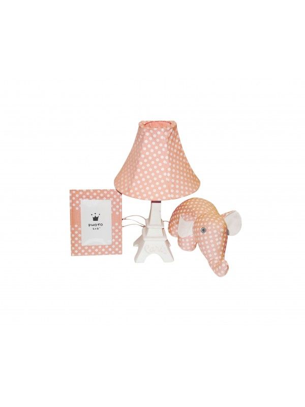 The Light Elephant (Pink)