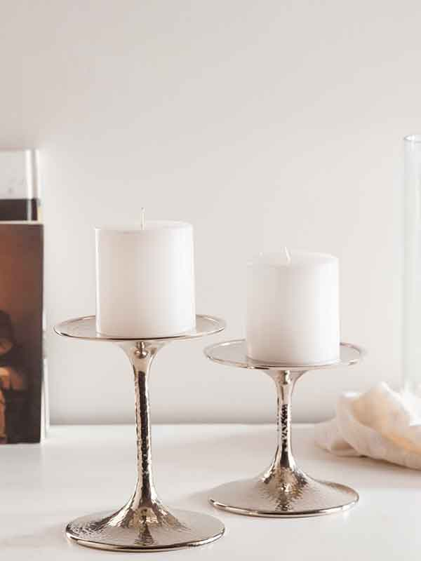 Ellie Candle  Holders Set of 2