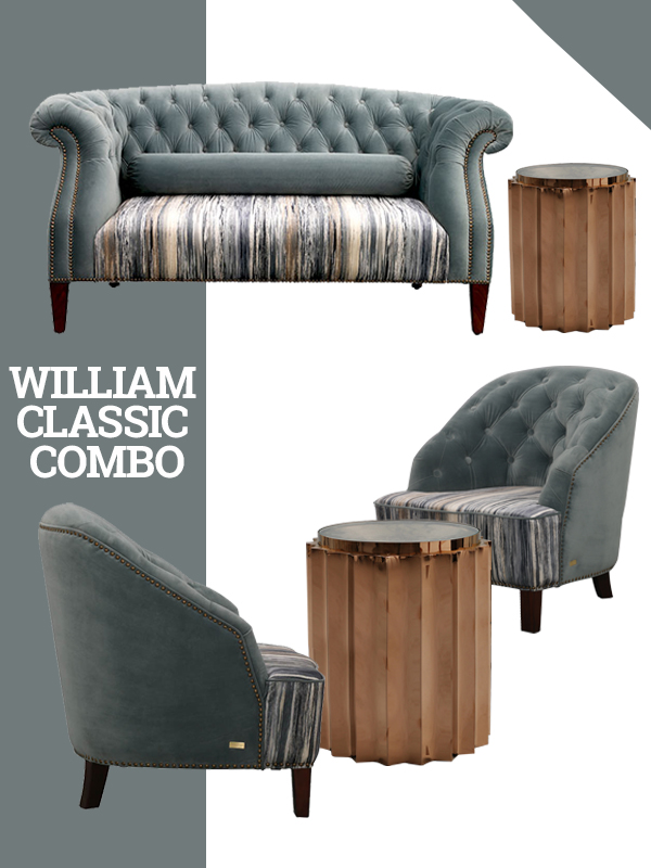 William Classic Combo