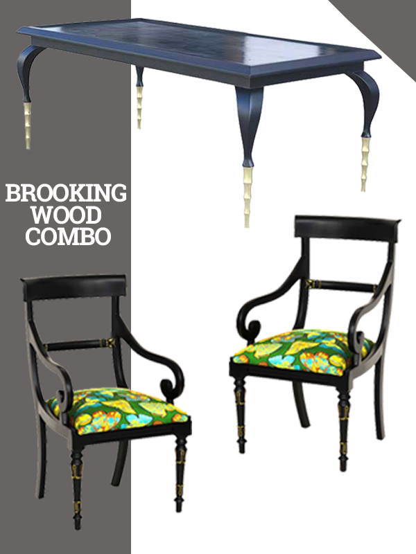 Brooking Wood Combo