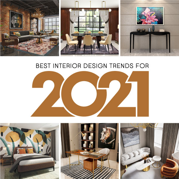 Best interior design trends for 2021; Its time to embrace what's new