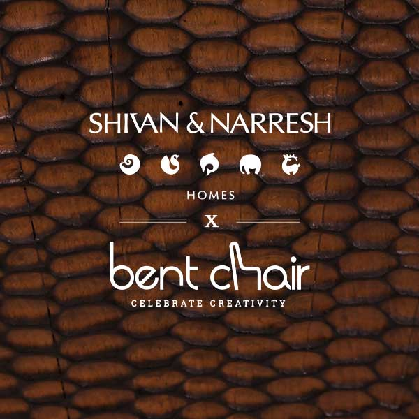 Revealing the Shivan And Narresh X Bent Chair Collection