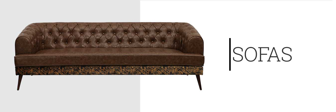 Sofas - Buy Sectional, Wooden, Leather Sofa Sets Online in India ...