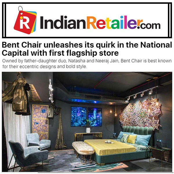 the National Capital with first flagship store