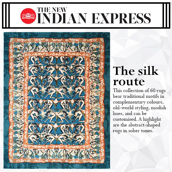 The silk route