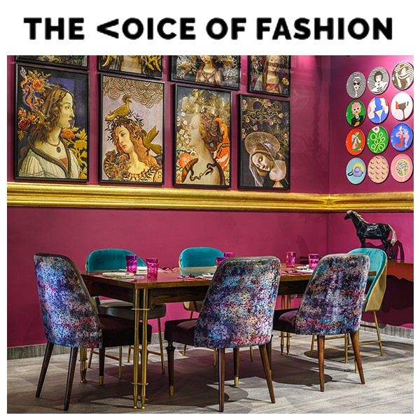 The Voice of fashion