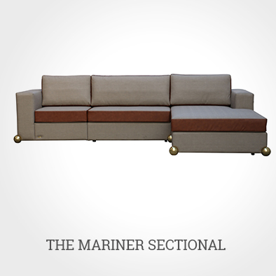 THE MARINER SECTIONAL