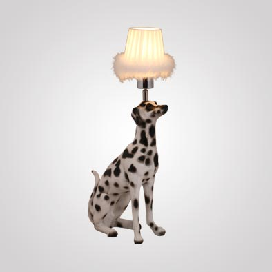 Dalmation Table lamp Image