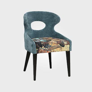 Rocky Star Maya Dining Chair