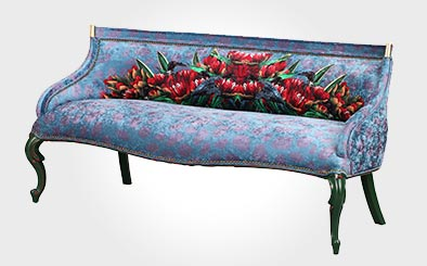 Kenneth Three Seater sofa